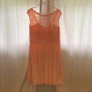 David's Bridal Bellini Dress